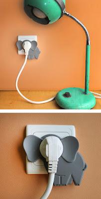 Diseño industrial de lampara.