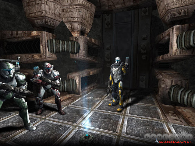 Star Wars Republic Commando Gameplay Screenshot 4