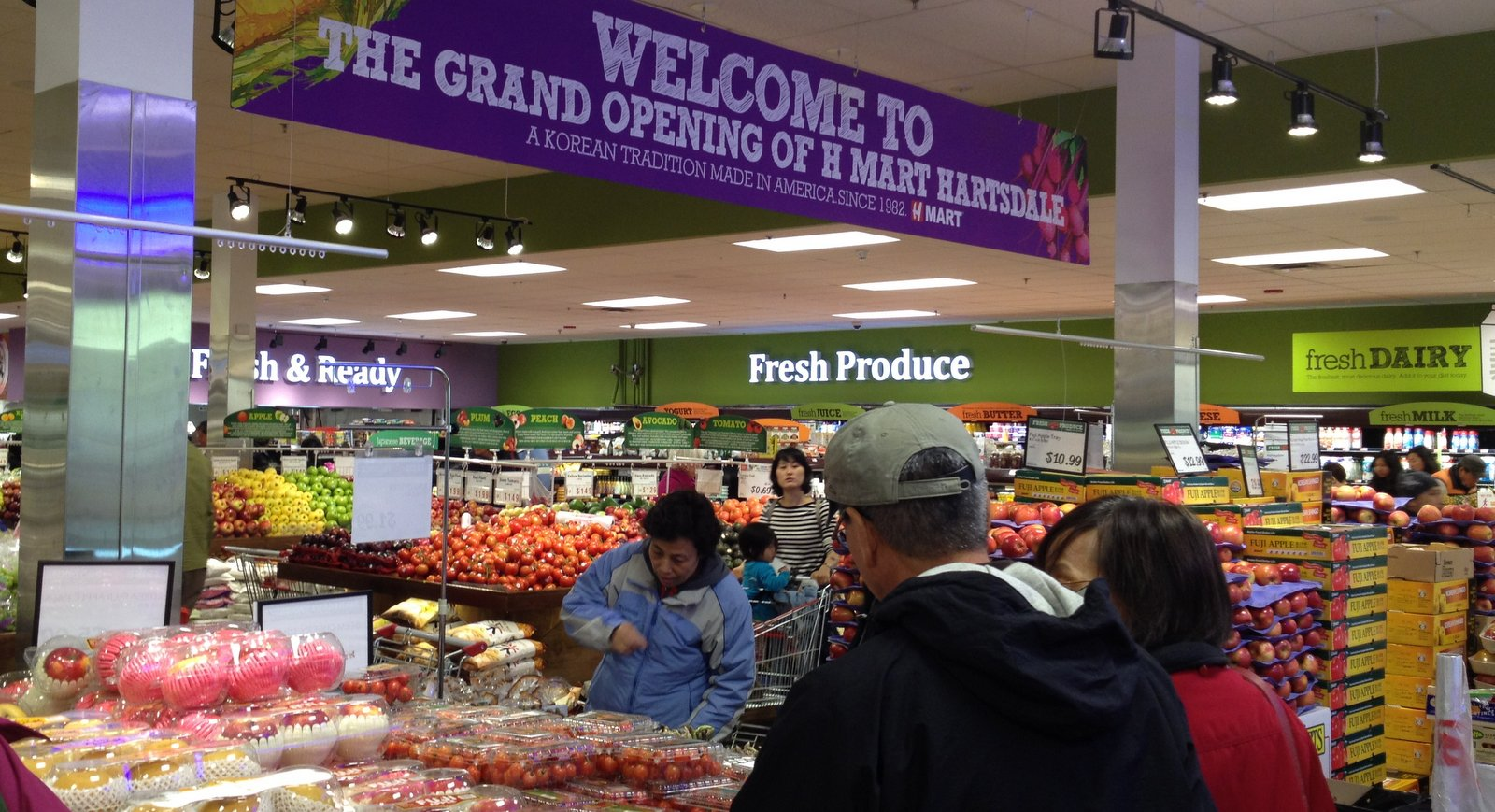 Westchester And New York Indian Restaurant Reviews H Mart