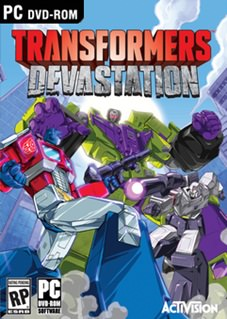 Transformers: Devastation - PC (Download Completo em Torrent)