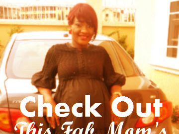 Pregnancy Style Tips: Check Out What This Fab Mom has To Say