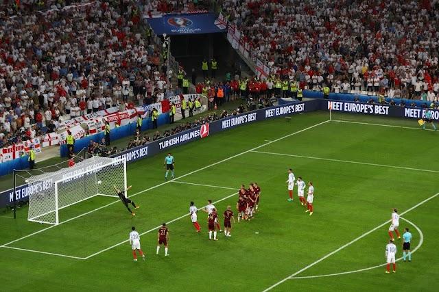 Empate foi vitória para os russos e decepção para os ingleses
