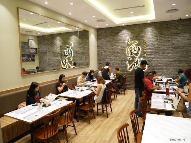 Mak's Chee New Outlet @ Pavilion Elite, Bukit Bintang