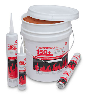 Metacaulk 150+ Firestopping - For Peace Of Mind