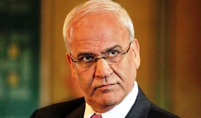 Dr. Saeb Erekat on the Meeting with France's Special Envoy ...