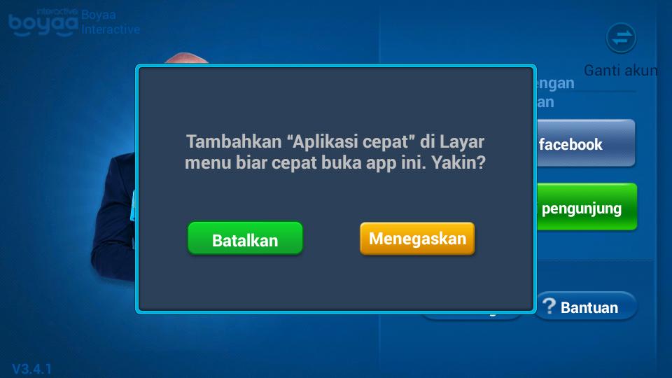 Belajar International: Cara Menghubungkan Aplikasi Boya ...