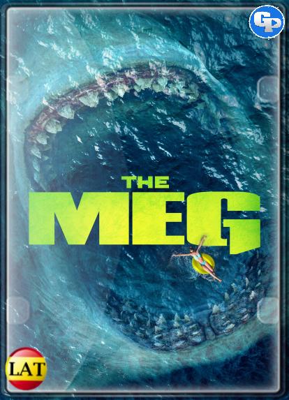Megalodón (2018) LATINO