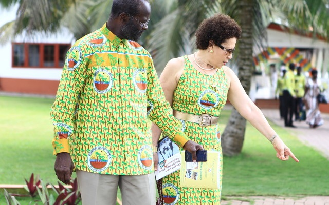 Invest and support the creation of local jobs - Nduom
