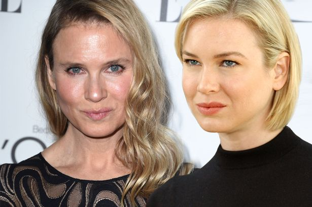 Glory Days    : Was Rene Zellweger abducted by Aliens and an