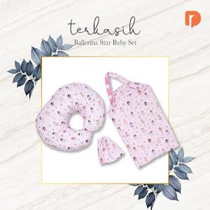Terkasih Ballerina Star Baby Set of 2