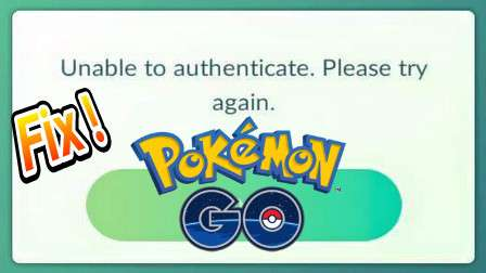 How to Fix Pokemon Go Unable to Authenticate on Android and