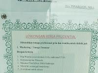 Lowongan Kerja Padang : Marketing