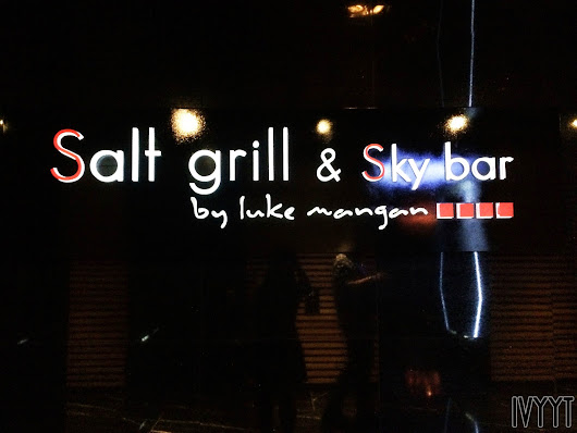 Restaurant Week 2015: Salt Grill & Sky Bar