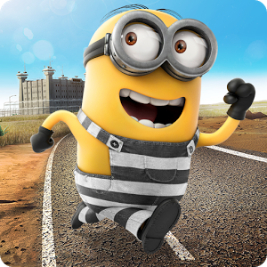 Minion Rush: Despicable Me Official Game v5.0.0g Mod Apk [Free Shopping]
