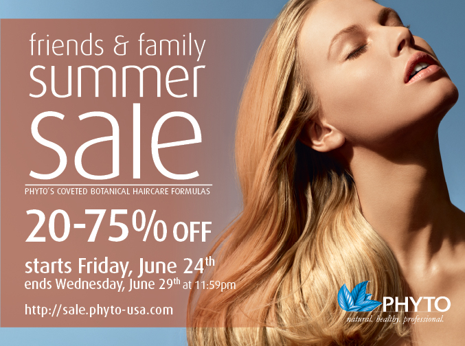 Phyto Summer Sale