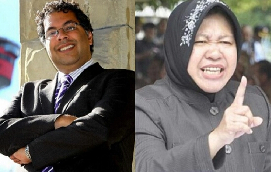 Walikota Terbaik Di Dunia Adalah Seorang Muslim, Bu Risma Urutan Ke...