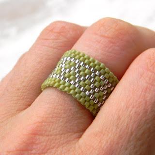 купить кольцо из бисера в интернет-магазине россия симферополь