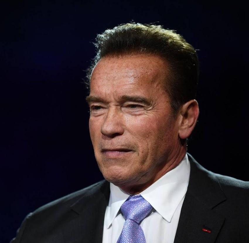 Oggi 30 Luglio e' il compleanno del grande Arnold Schwarzenegger