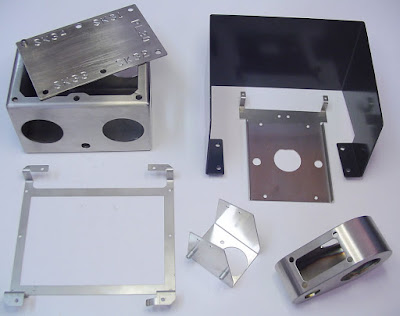 Customized Fabrication Works for Telecom Industry