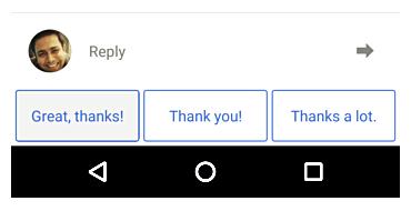 """Fitur """" Smart Reply """" di Kotak Masuk Gmail di Android, Begini Cara Menggunakannya"""