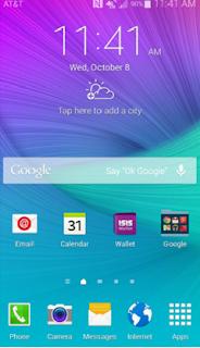 Cách thay đổi ảnh nền, ảnh khóa màn hình điện thoại Samsung