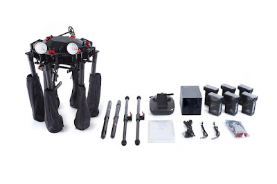 Spesifikasi DJI M600 - OmahDrones