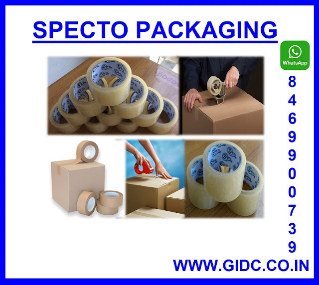 SPECTO PACKAGING 8469900739 BOPP TAPE