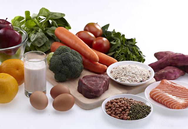 Makan Makanan 4 Sehat 5 Sempurna