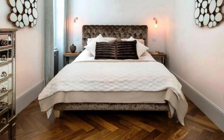 Contoh desain Kamar Tidur Yang Sempit Agar Terasa Nyaman