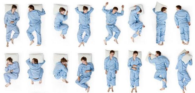 pozitiile de somn preferate releva afectiunile si bolile de care suferi