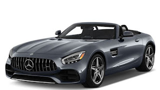 Luxury Sports Car Mercedes-Benz GT