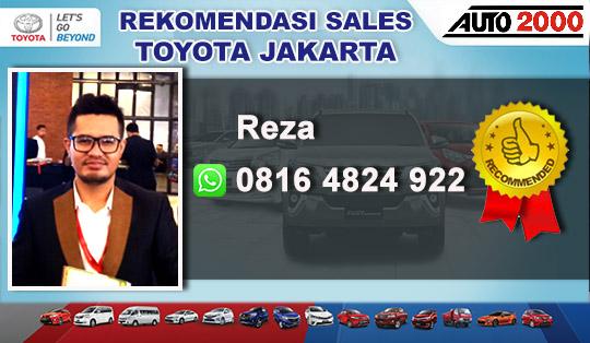 Rekomendasi Sales Toyota Narogong, Bekasi