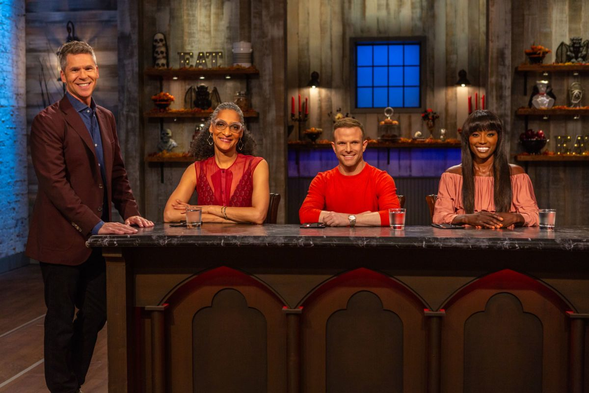 Monday Cable Ratings 9/24/18 Halloween Baking Championship
