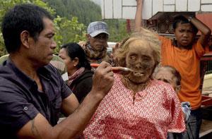 Ma'nene tradisi unik dari Tana Toraja