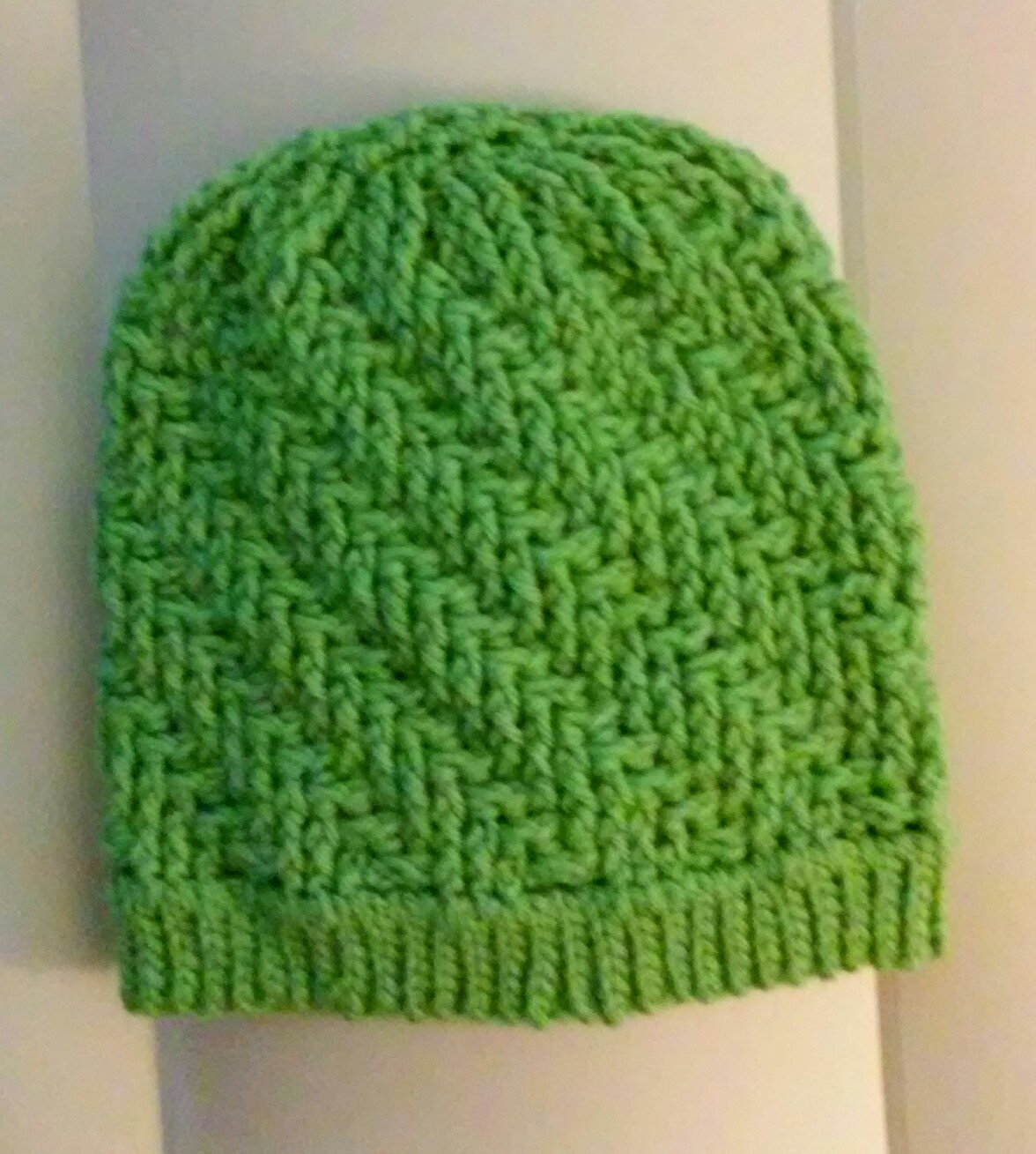 SANDY LOVES TO CROCHET!  Stepping Texture Hat 4e3cbccc173