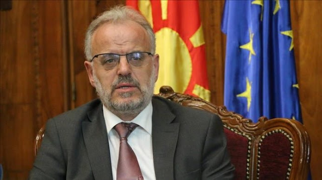 Xhaferi: The law on Albanian language can come into force even without the signing the President Ivanov