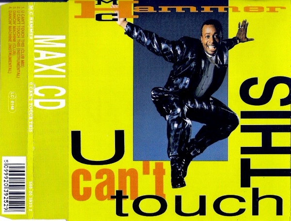 Sucessos De Sempre Mc Hammer U Can T Touch This
