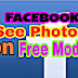 Facebook Trick No Load (See Photos On Free Mode)