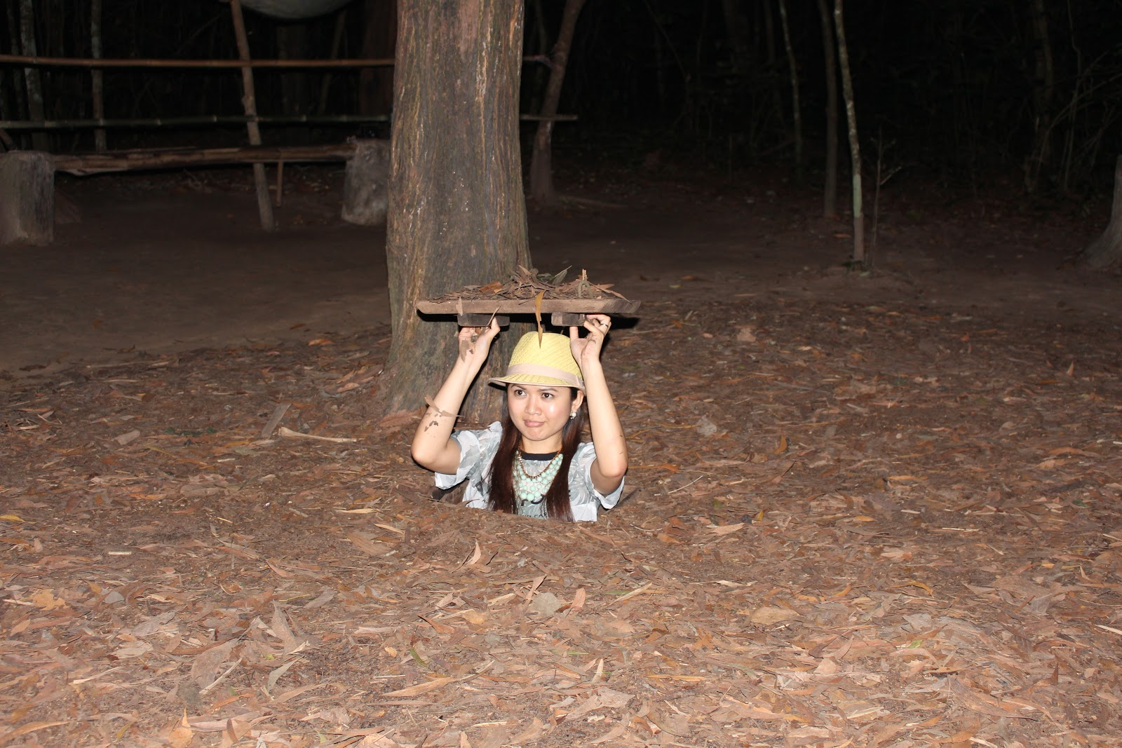 The Cu Chi Tunnel Complex Vietnam Travel Guide