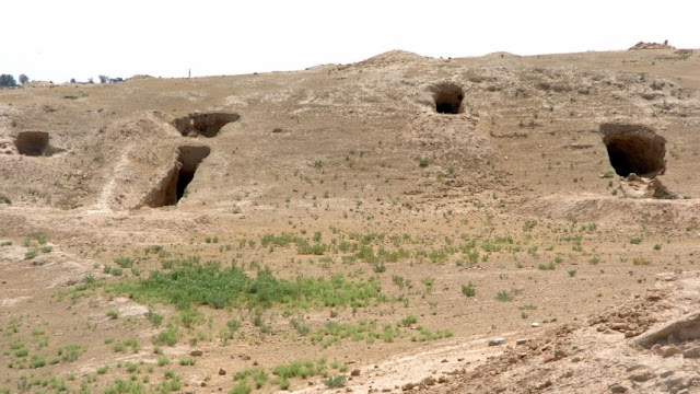 Ancient Syrian site discovered and destroyed by ISIS