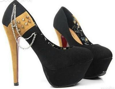 fotos de Zapatos de Noche