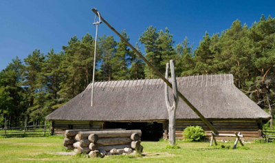 Open Air Museum Tallinn