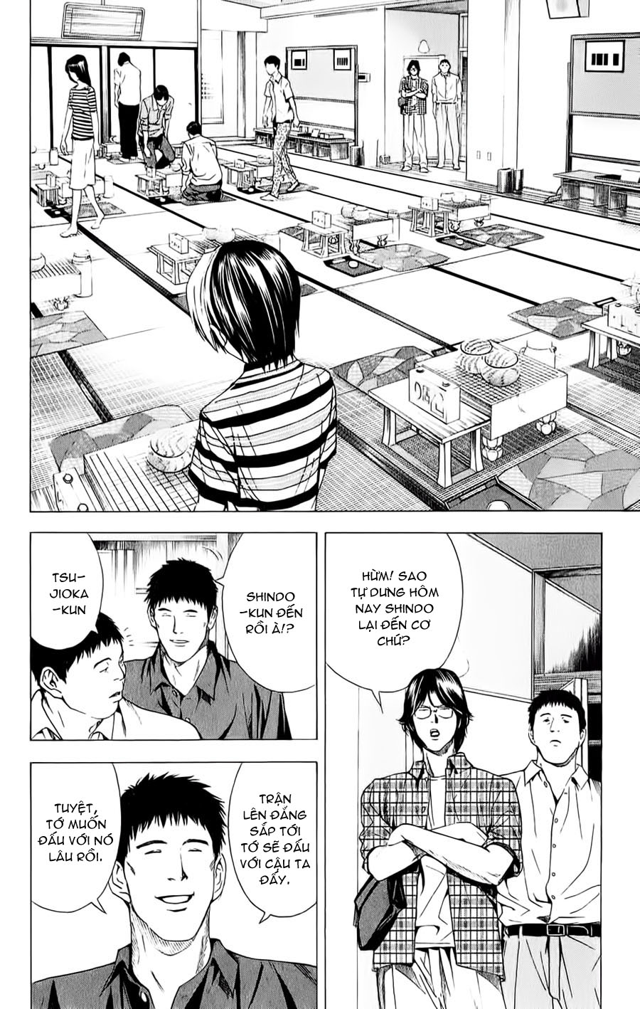 Hikaru No Go hikaru no go chap 141 trang 3