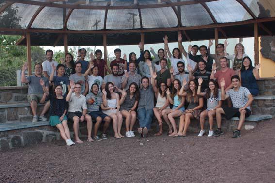 Taller Galápagos 2016