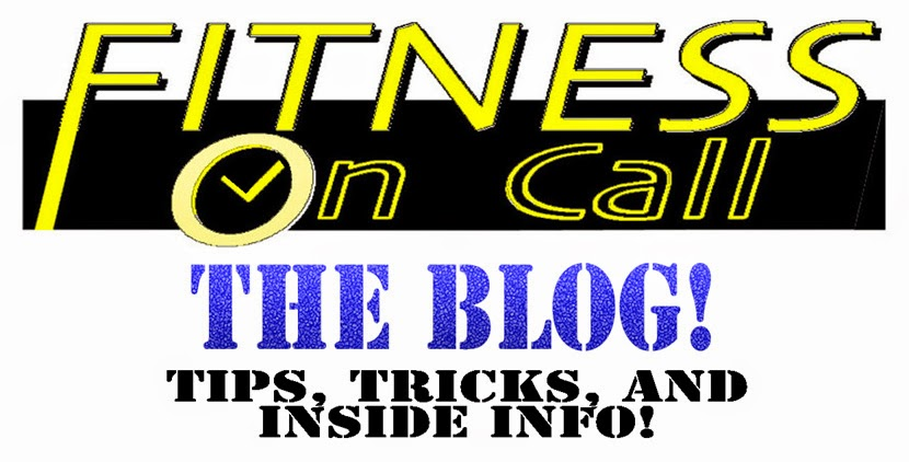 Fitness on Call--The Blog!