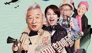 Download Drama Korea Grandpas Over Flowers Investigation Team Subtitle Indonesia