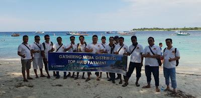 Sukses bersama Topindo