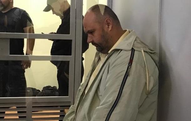 На Закарпатті заарештували чиновника, який п'яним скоїв ДТП
