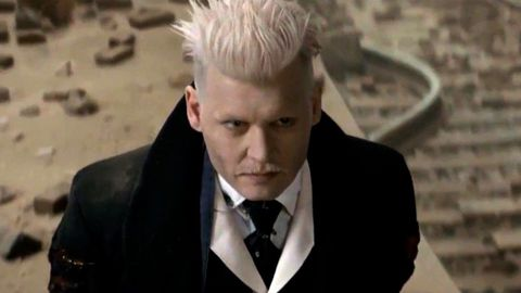 News: Johnny Depp Confirms He'll Be Back as Grindelwald in Fantastic Beasts 3