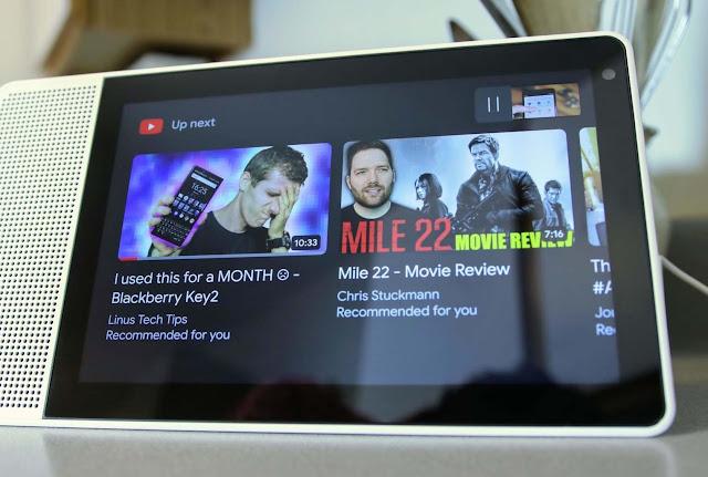 Cara Menonton Video YouTube di Lenovo Smart Display,Ini Caranya. 1